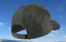 Dark Gray Brushed Cotton Fishing Hat Hat- Torn Waders