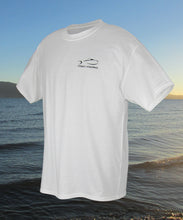 5-Star Fishing T-Shirt - White T-Shirts- Torn Waders
