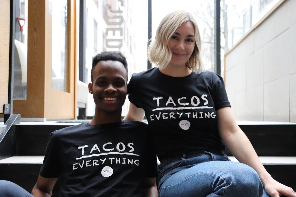'Tacos over everything' Tee