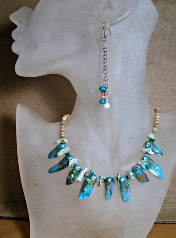 Oceanside Evening Jewelry Sets