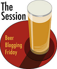 Logo of The Session - Beer Blogging Friday