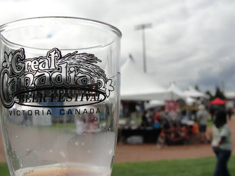 Great Canadian Beer Festival - Victoria, British Columbia, Canada - Sudsy Style - beer fashion for your beer passion