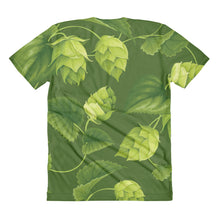 women's beer themed hop t-shirt from Sudsy Style - Sudsy Style - beer fashion for your beer passion