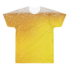 men's beervana All-over beer t-shirt - Sudsy Style - beer fashion for your beer passion