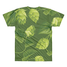 Men's Beer themed hophead hop t-shirt from Sudsy Style - beer fashion for your beer passion