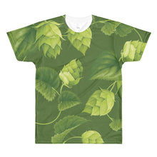 men's hophead Beer themed hop t-shirt from Sudsy Style - beer fashion for your beer passion