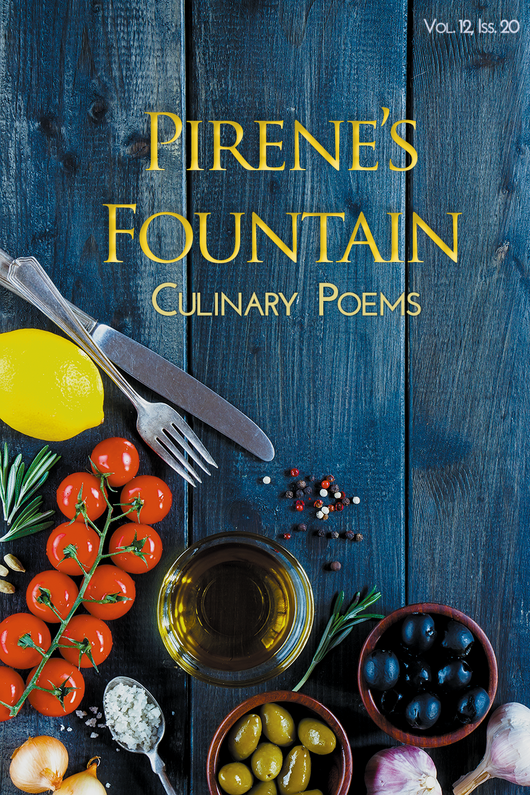 Pirene's Fountain 2019: Culinary Poems