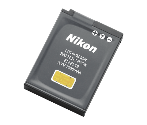 Nikon EN-EL12 Lithium Ion rechargeable Battery