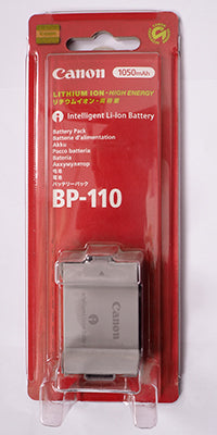 Canon BP-110 Lithium-ion rechargeable battery