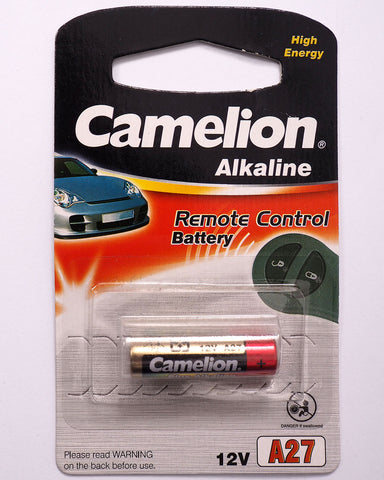 Camelion Battery Alkaline A27