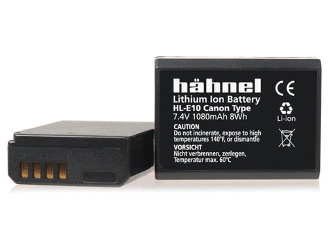 Hahnel Rechargeable Battery HL-E10