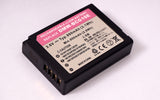 Inca Replacement Battery for Panasonic DMW-BCG10