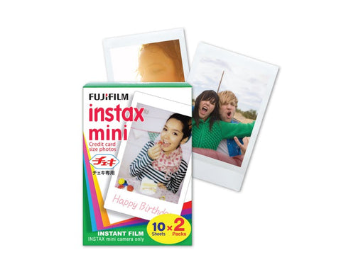 Fujifilm Instax Mini Instant Film 20 Pack