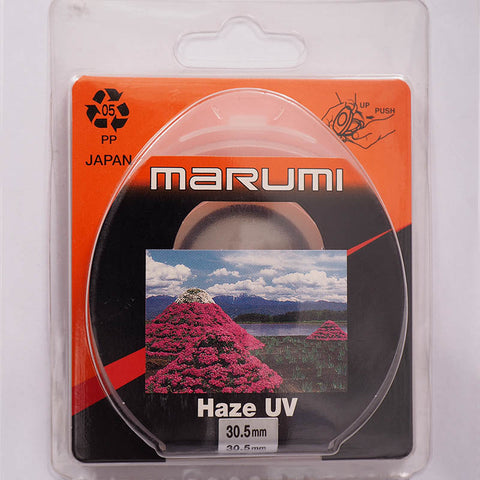Marumi Haze UV filter