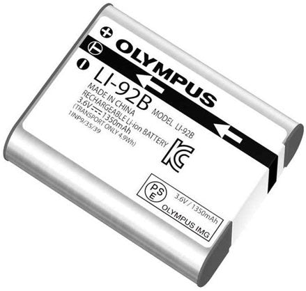 Olympus LI-92B Lithium ion Battery Pack