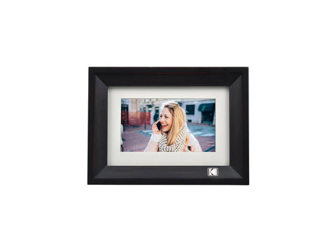 "Kodak 10"" Digital Photo Frame Black RDPF-1020W"