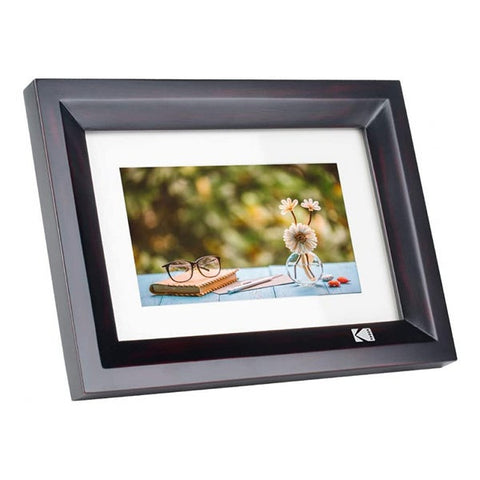 "Kodak 8"" Digital Photo Frame Black RDPF-8020W"