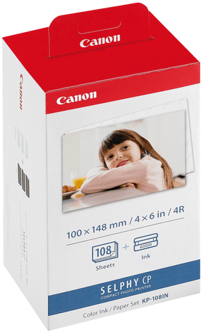 Canon Selphy CP KP-108IN