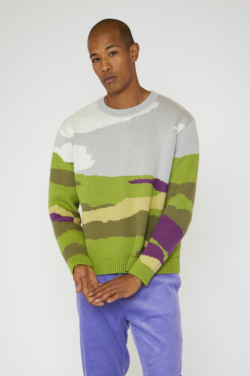 Spring Valley Knit Jumper