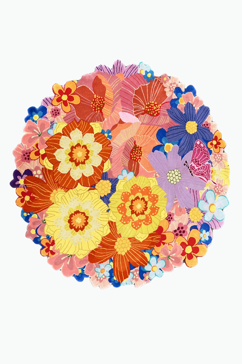 Medley Bloom Rug