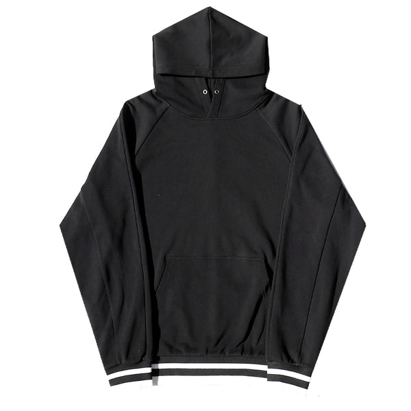French Terry Hooded Sweatshirt - Y.T.G