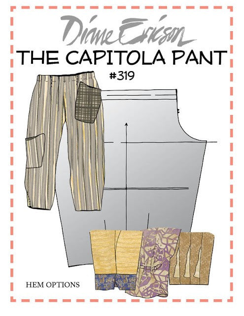 Capitola Pants #319: Now a Re-Issed Download