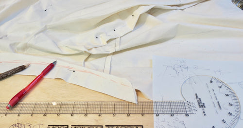 Pattern Drafting for Artists- Sept 8-9th,  9:30-4:30pm
