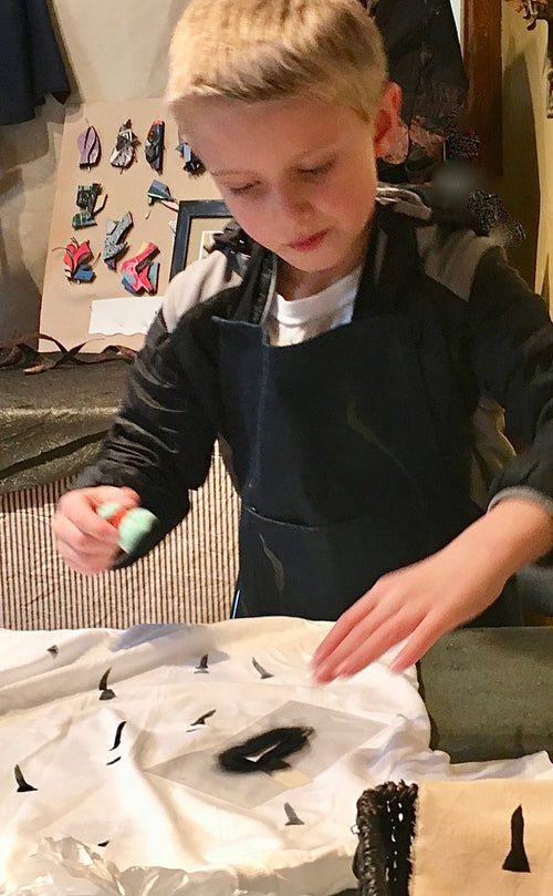 Young Artist Printing Sessions-