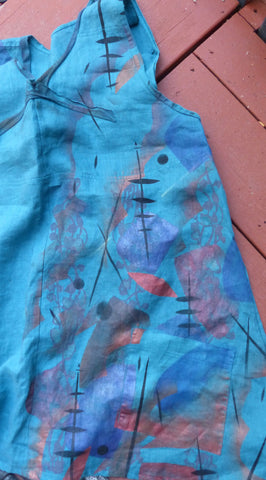 Surface Design: Print your Fabric -          Friday, April 12th  •  9:30-4:30