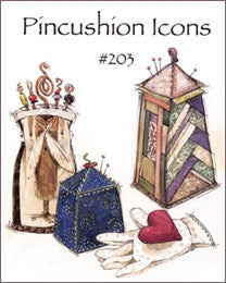 #203 - PINCUSHION ICONS