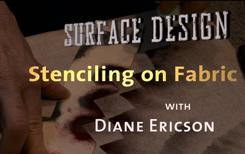 Surface Design with Stencils