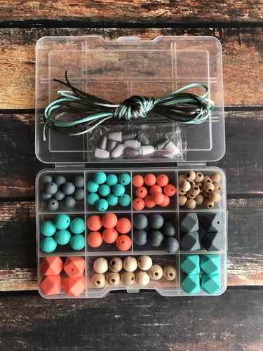 Teething Necklace Kit DIY