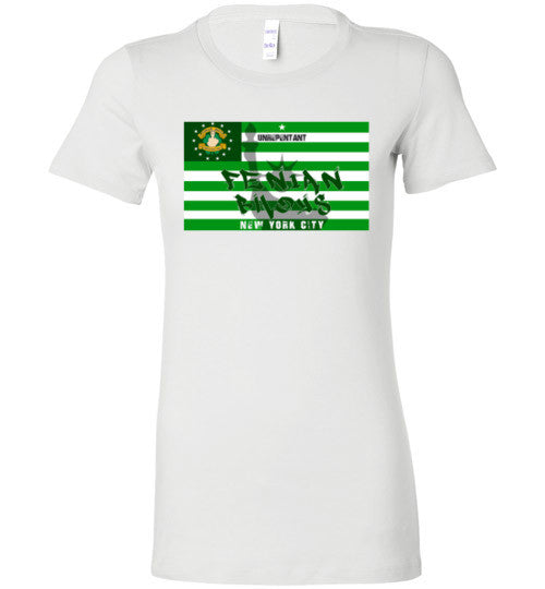 Bella Ladies Flag Tee