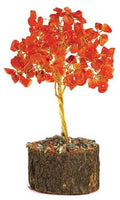 Carnelian Gemstone Tree - New Design**