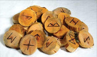 Willow Wood Rune Set