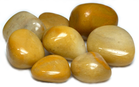 Tumbled Yellow Aventurine 1lb