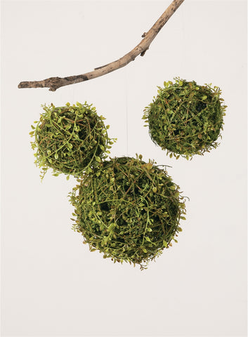 Mossy Orbs