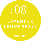 Magnum Votive - Lavender Lemongrass by Mixture
