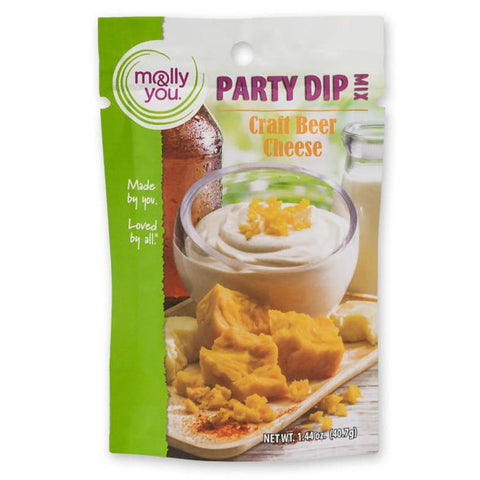 Craft Beer Cheese Dip Mix