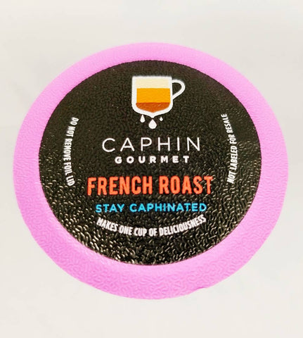 Caphin Gourmet Coffee - K-Cup Single Serve Pods