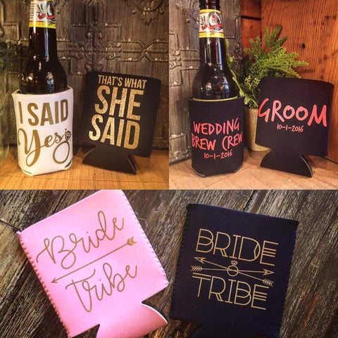 Personalized Koozie