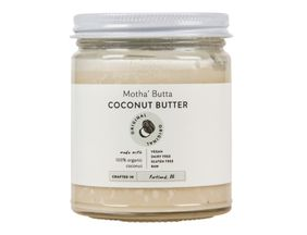 Motha' Butta Coconut Butter
