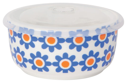 Snack n Serve Blossom Round - Small