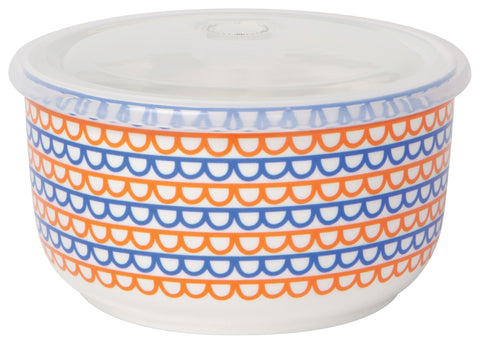 Snack n Serve Scallop Round - Large