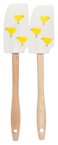 Farmhouse Chick Mini Spatulas - Set 2