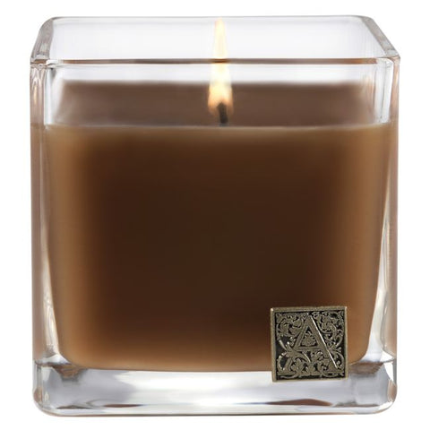 Aromatique Cinnamon Cider Cube Candle - 12 oz