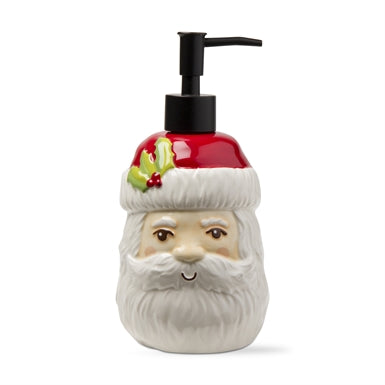 Merry Santa Soap Pump