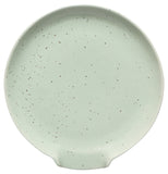 Sea Foam Speckled Spoon Rest