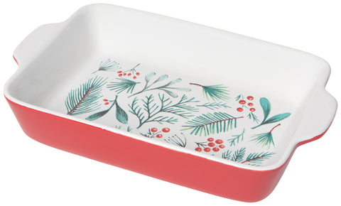 Pine & Berry Baking Dish