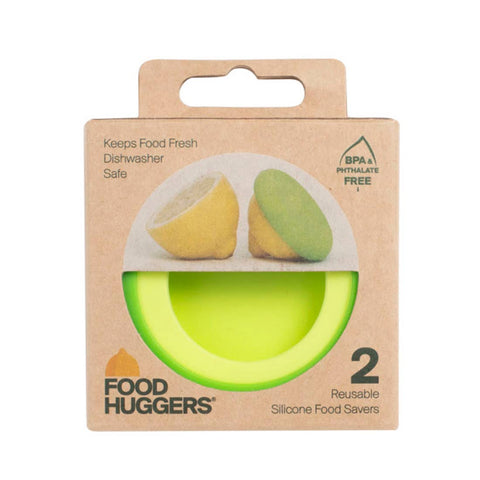 Green Citrus Savers - Set of 2